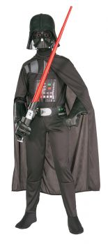 Boy's Darth Vader Costume - Star Wars Classic - Child Small