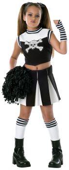 Girl's Bad Spirit Costume - Child Large