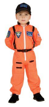 Boy's Astronaut Costume - Child Large