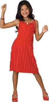 Girl's Gabriella Dress - High School Musical - Child Large