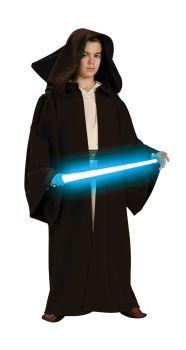 Boy's Super Deluxe Jedi Knight Robe - Star Wars Classic - Child Large