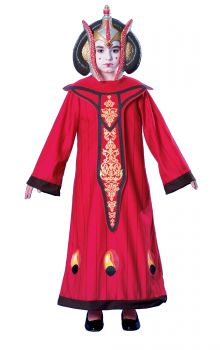 Girl's Queen Amidala Costume - Star Wars Classic - Child Large