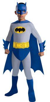 Boy's Batman Costume - Brave & The Bold - Child Small