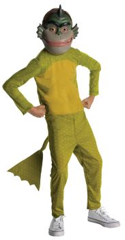 Boy's Missing Link Costume - Monsters Vs. Aliens - Child Small