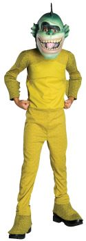 Boy's Missing Link Costume - Monsters Vs. Aliens - Child Medium