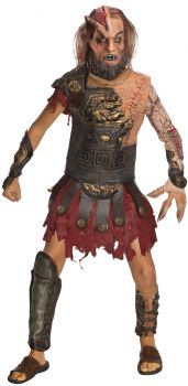 Boy's Calibos Costume - Clash Of The Titans - Child Large