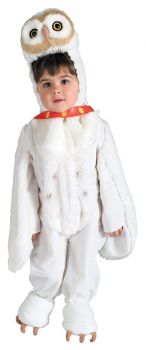 Child's Deluxe Hedwig The Owl Costume - Harry Potter - Toddler Large (2 - 4T)