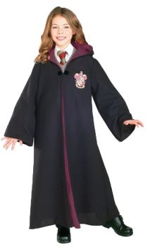 Child's Deluxe Gryffindor Robe - Harry Potter - Child Large