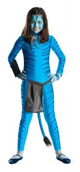 Girl's Neytiri Costume - Avatar - Child Medium