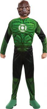 Boy's Kilowog Costume - Green Lantern Movie - Child Large