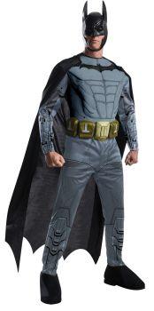 Men's Batman Muscle Costume - Arkham City - Adult Medium