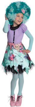 Girl's Honey Swamp Costume - Monster High - Child Large