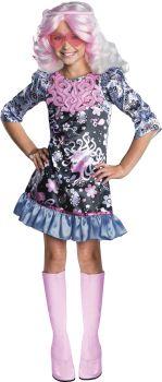 Girl's Viperine Gorgon Costume - Monster High - Child Large