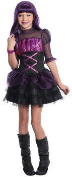 Girl's Elissabat Costume - Monster High - Child Large