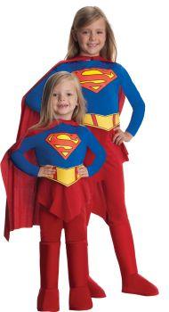 Girl's Supergirl Costume - Child Small
