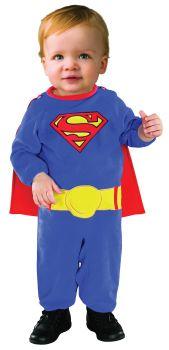 Romper Superman Costume - Infant (6 - 12M)