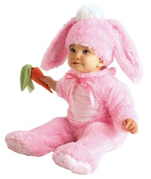 Precious Pink Wabbit Costume - Infant (6 - 12M)