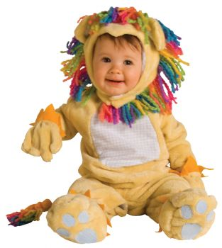 Fearless Lil Lion Costume - Toddler (12 - 18M)
