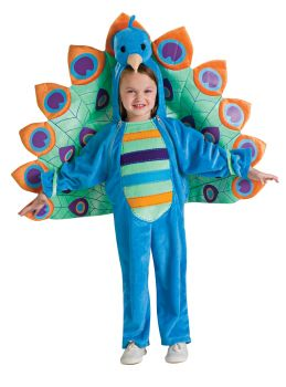Peacock Costume - Infant (0 - 6M)