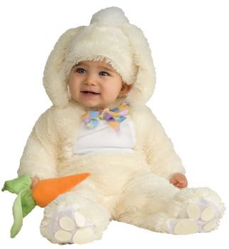 Vanilla Bunny Costume - Toddler (12 - 18M)
