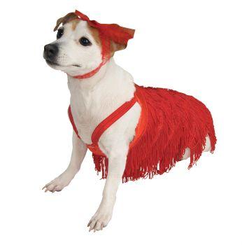 Flapper Pet Costume - Pet L