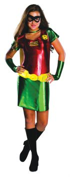 Robin Costume - Teen M (2 - 4)