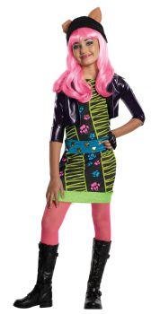 Girl's Howleen Costume - Monster High - Child Small