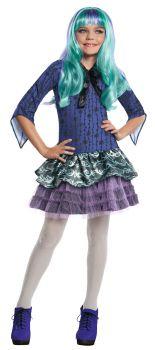 Girl's Twyla Costume - Monster High - Child Small