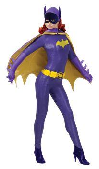 Women's Grand Heritage Batgirl Costume - Batman TV Show 1966 - Adult Small