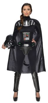 Women's Darth Vader Costume - Star Wars Classic - Adult Small