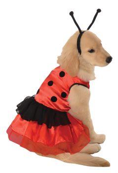 Lovely Ladybug Pet Costume - Pet M
