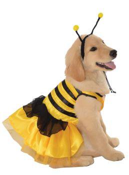 Baby Bumblebee Pet Costume - Pet L