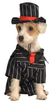 Mob Dog Pet Costume - Pet XL
