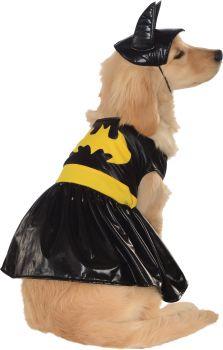 Batgirl Pet Costume - Pet L