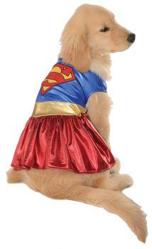 Supergirl Pet Costume - Pet L