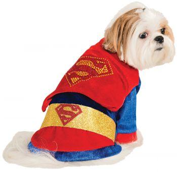 Superman Pet Costume - Pet L