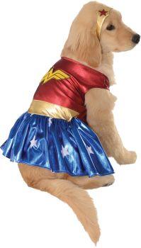 Wonder Woman Pet Costume - Pet M