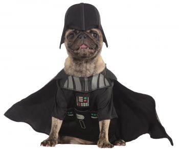 Darth Vader Pet Costume - Star Wars Classic - Pet L