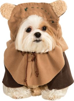 Ewok Pet Costume - Star Wars Classic - Pet M