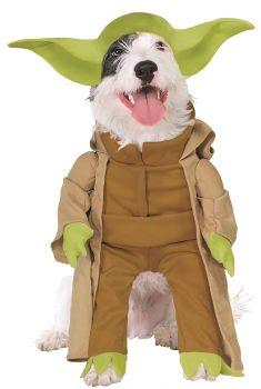 Yoda Dog Costume - Star Wars Classic - Pet S