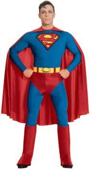 Men's Superman Costume - Adult Large