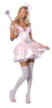 Women's Sexy Glinda The Good Witch Costume - Wizard Of Oz - Adult X-Small