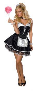 Women's Sexy Maid Costume - Adult Medium