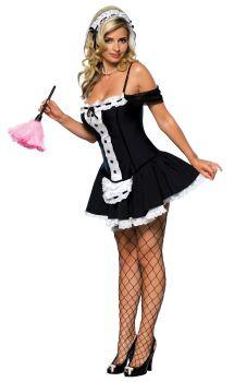 Women's Dust Bunny Costume - Adult Medium
