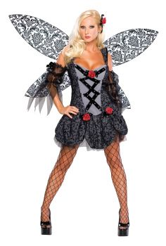 Women's Spoiled Fairy Costume - Adult Large