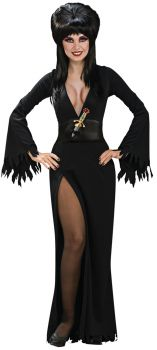 Women's Elvira Costume - Adult Medium
