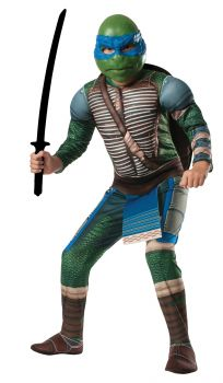 Boy's Leonardo Costume - Ninja Turtles - Child Medium