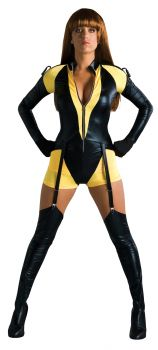 Women's Silk Spectre Costume - Watchmen - Adult X-Small