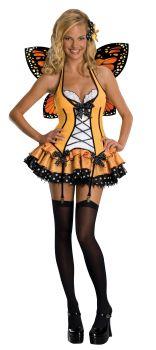 Women's Fantasy Butterfly Costume - Adult Medium