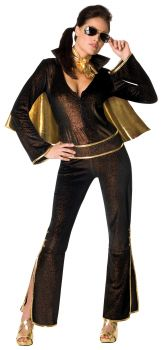 Women's Elvis Presley Costume - Adult Small